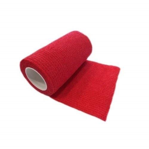 Öntapadós pólya piros 10 _cm.