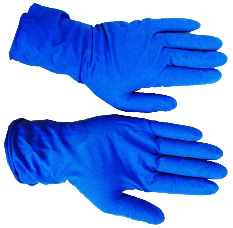nitril kesztyű kék 9,8 gramm_púdermnetes